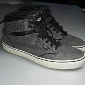 Van's Thick Padded High Tops